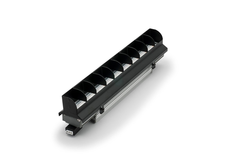 EcoSpec® Linear Asymmetrical Louver