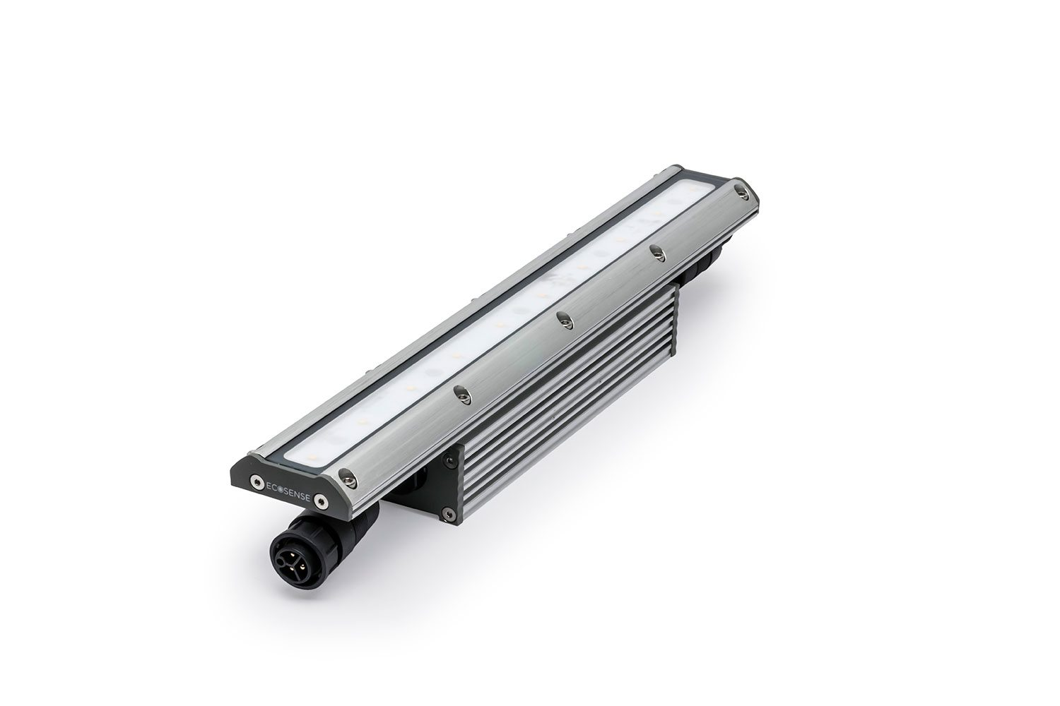 Ecosense launches the most efficient exterior led linear and pioneers another dimming control Exterior linear led lighting
