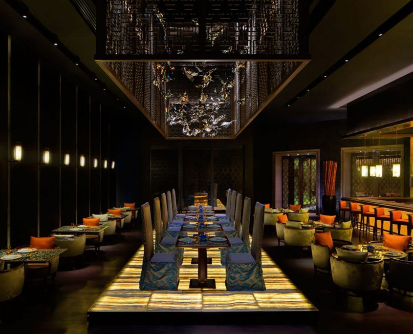 Yuan Restaurant - Atlantis The Palm