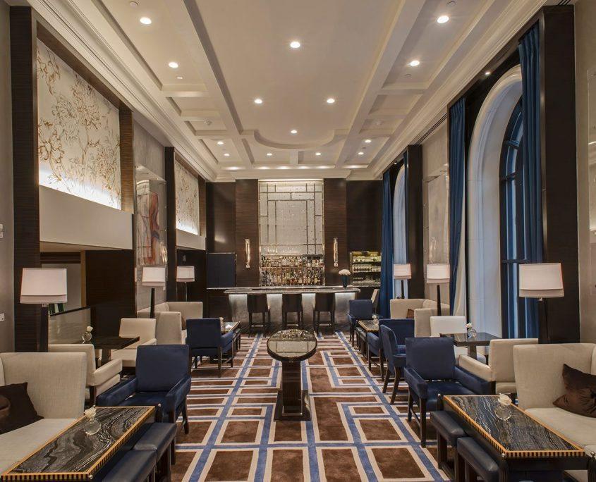 Peninsula Hotel - Gotham Lounge