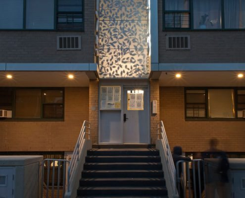 Marcus Garvey Apartments: 353 Chester Street