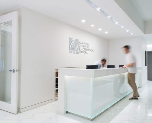 Manhattan Orthopedics: 57 W 57th Street