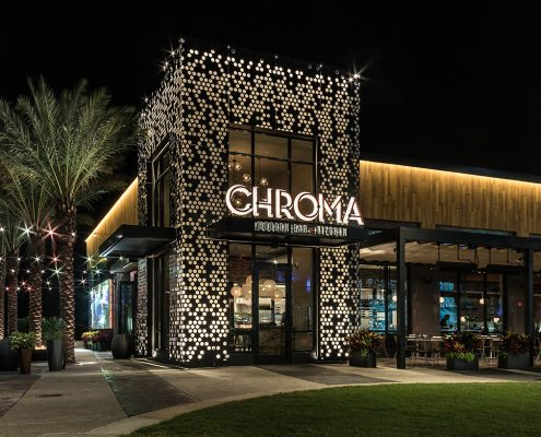 Chroma-Modern Bar + Kitchen