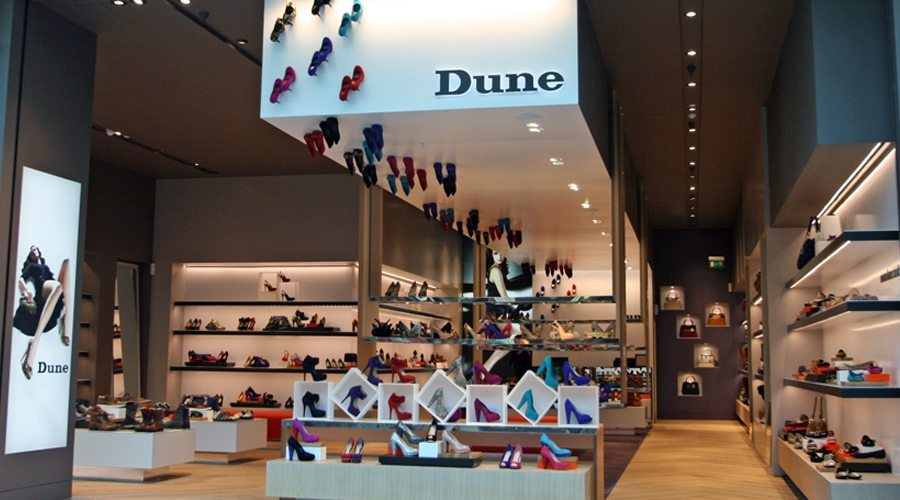 Dune Shoes Trafford Centre