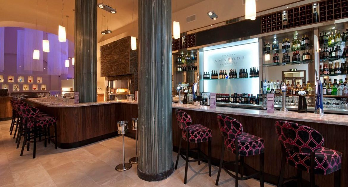 Amarone Edinburgh