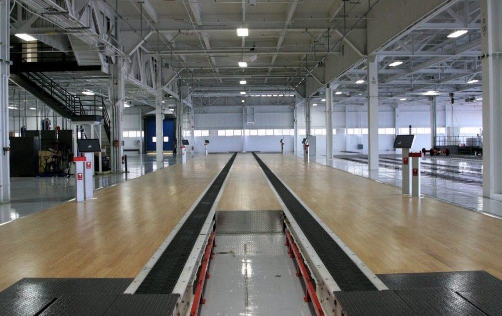 Tesla Facility