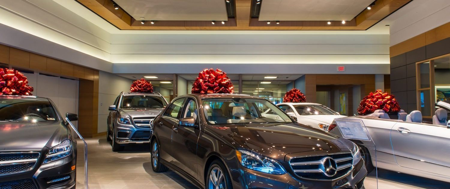 Mercedes Dealership