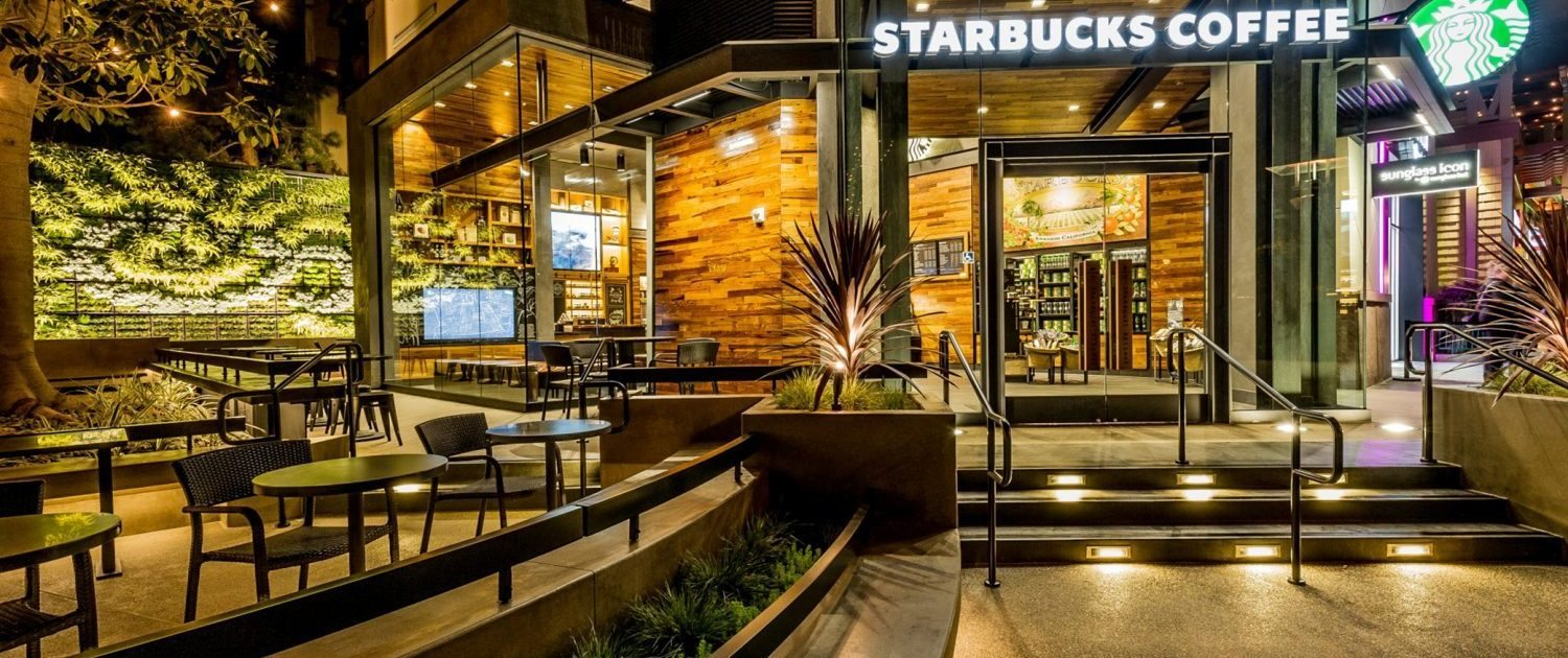 Starbucks - Downtown Disney - Anaheim, CA