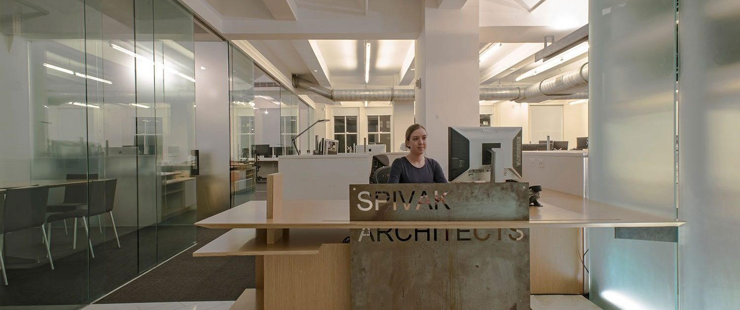 Spivak Architects Corporate Office at 152 Madison Avenue
