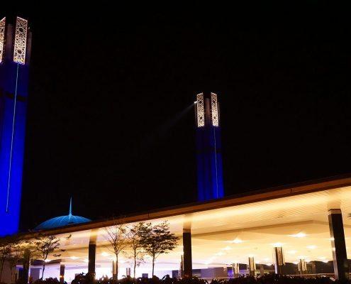 Puncak Alam Mosque