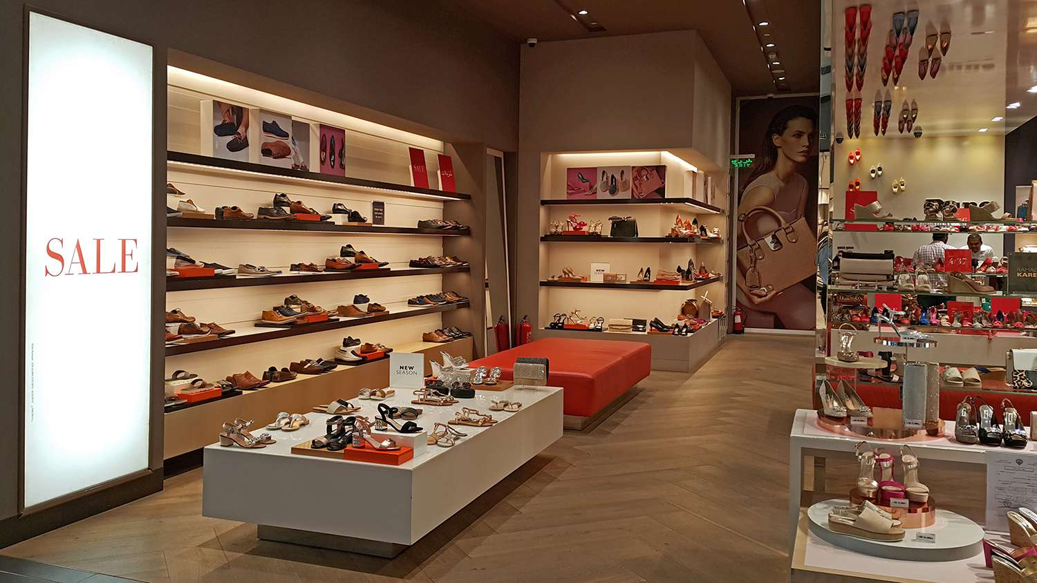Shoes Stores In Avenues Mall