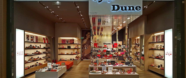 Dune Shoes, Kuwait