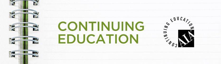 AIA Continuing Education