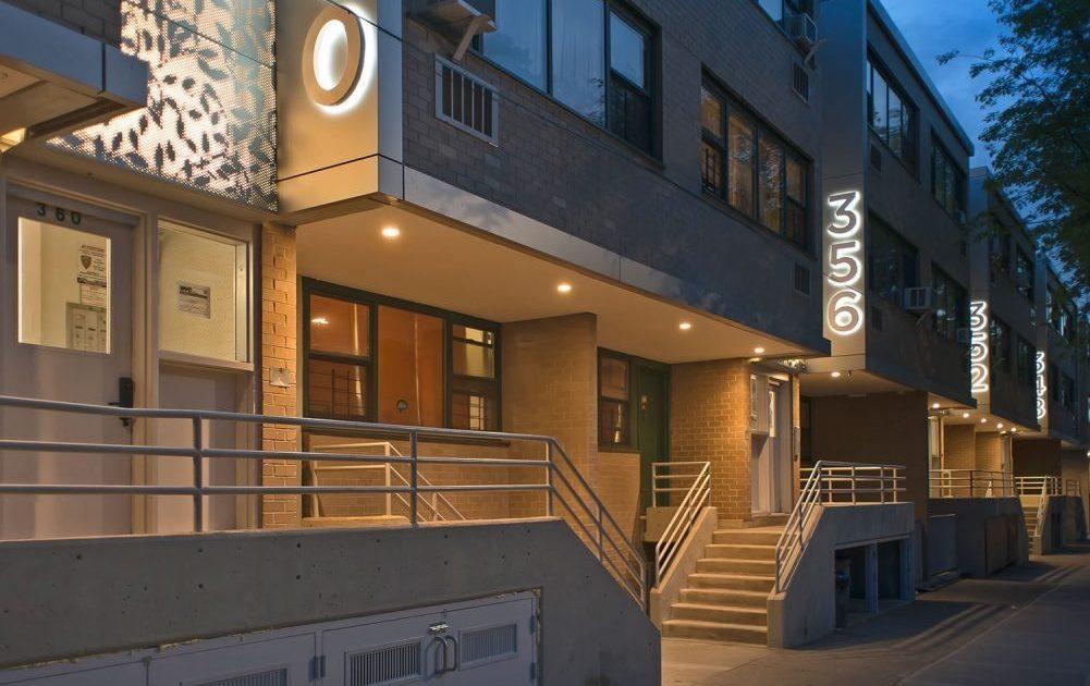 Marcus Garvey Apartments: 353 Chester Street