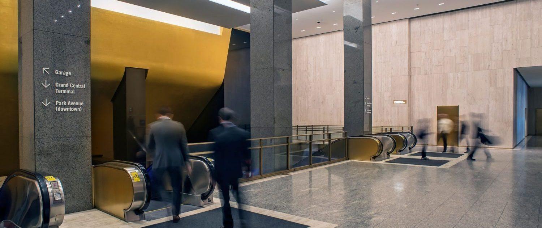 Lobby: 200 Park Avenue