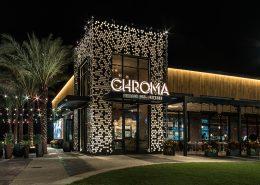 Chroma-Modern Bar + Kitchen