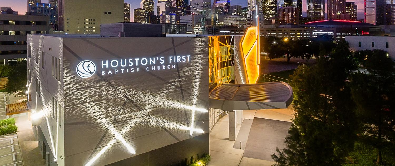 Houston's First Baptist Church
